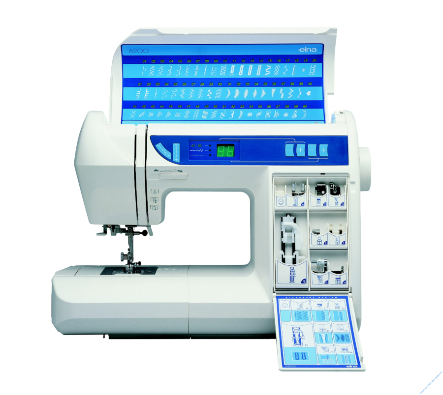 necchi elna sewing machine