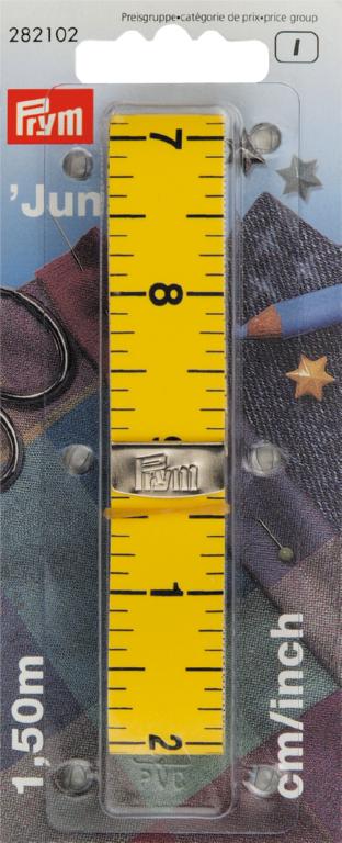 Centimeters met cm & inch schaal Prym