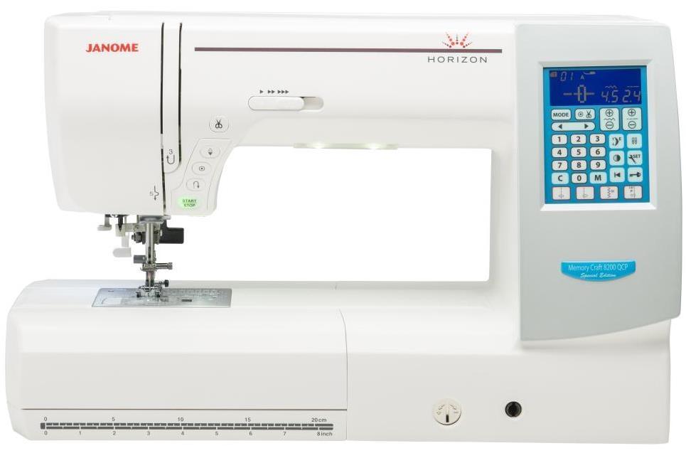 Janome MC 8200QCP SE