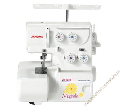Janome Magnolia 7034D