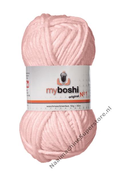 My Boshi Nr 1 138 Magnolia My Boshi Breiwol Haak Katoen