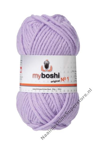 My Boshi nr 1 - 161 candy purpur