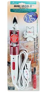 Clover Mini strijkijzer II