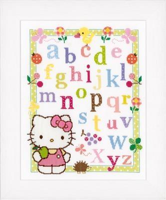Hello Kitty letterlap