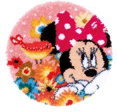 Knoopkleed minnie mouse