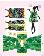 Outfit Betty Jungle