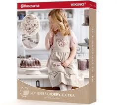 5D Embroidery Extra Husqvarna Viking