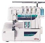 Elna 744 overlock/coverlockmachine