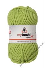 My Boshi nr 1 - 121 limegroen