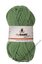 My Boshi nr 1 - 122 grasgroen