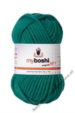 My Boshi nr 1 - 123 smaragd