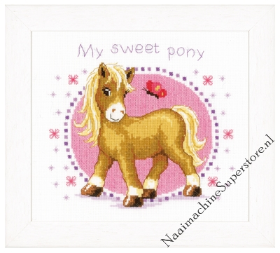 Mijn lieve pony, Vervaco