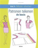 Boek Patroon tekenen-basis,Brouwer