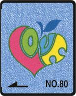 Brother borduurkaart Jeansopdrukken voor elke leeftijd