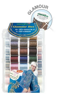 Madeira glamour box 40 kleuren