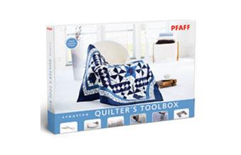 Quilters toolbox Pfaff