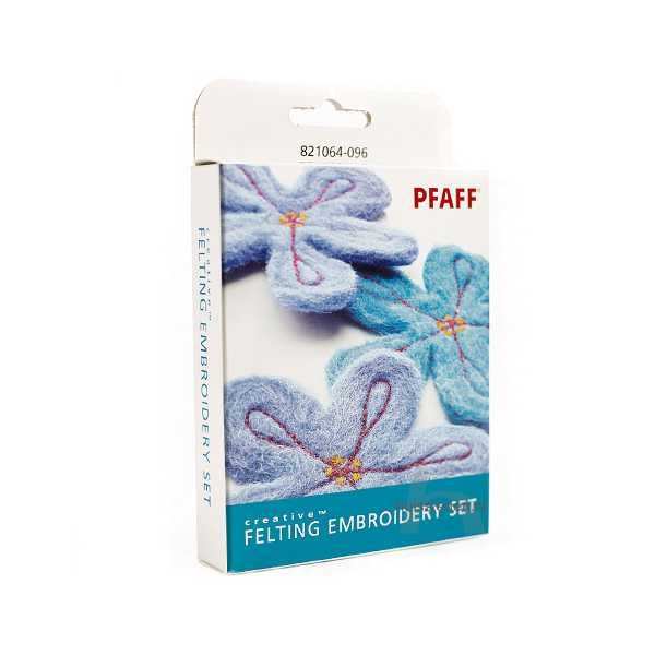 Vilt embroidery Set,Pfaff