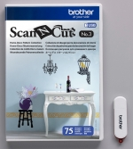 Brother ScanNCut USB3 Woon Decoratie Collectie