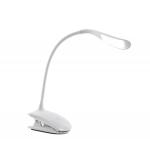 Smart clip on lamp