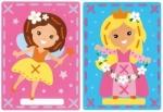 Borduurkaarten Prinses en de fee