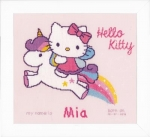 Hello Kitty op unicorn
