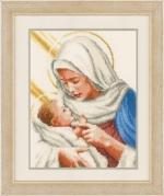 Maria en jezus