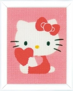 Hello Kitty met hart
