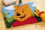 Mat Winnie the pooh