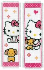 Boekenlegger Hello Kitty