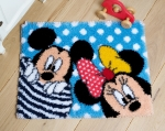 Knoopkleed mickey en minnie