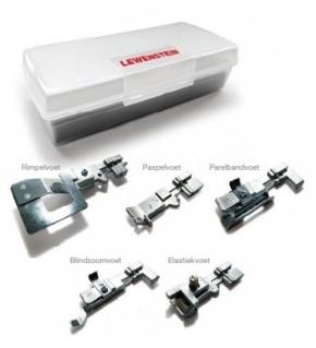 Lewenstein Multilock 700DE lockvoetenset
