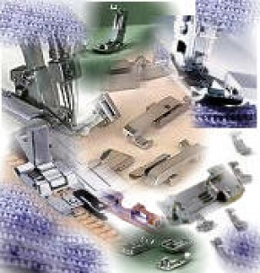 Workshop Lockmachine extra lockvoeten