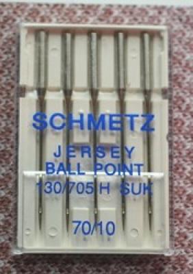 Naaimachinenaald 130-705 H-Ballpoint Organ