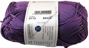Catania katoen 0113 violet