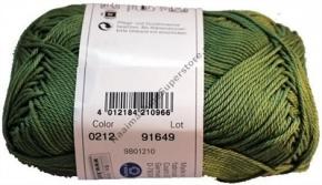 Catania katoen 0212 kaki/kiwi groen