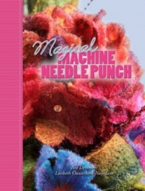 Punchboek magical machine needle punch