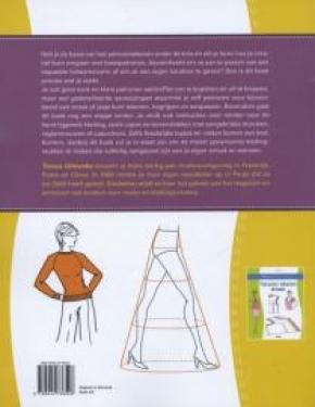 Boek Patroon tekenen-aanpassingen,Brouwer