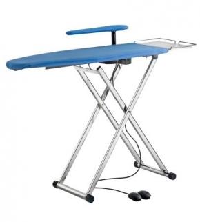 Battistella strijktafel Zeffiro chroom