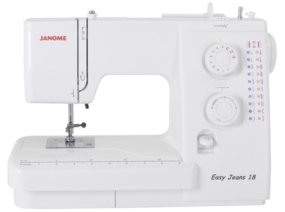 Janome sewist easy jeans 18