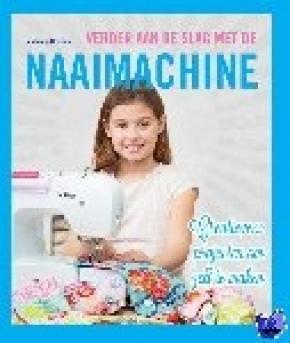 Boek verder aan de slag met de naaimachine