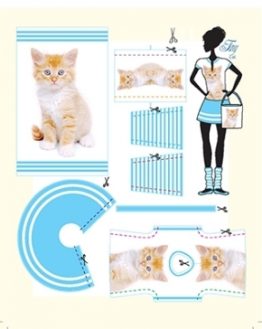 Outfit Tiny Cat