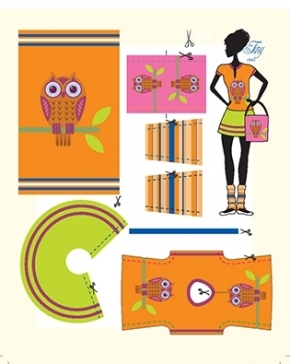 Outfit Tiny Owl