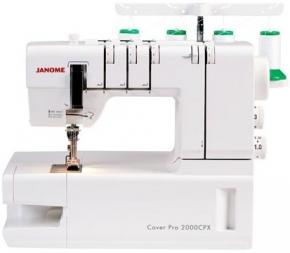 Janome Cover Pro 2000CPX