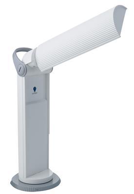 TWIST DRAAGBARE LAMP WIT