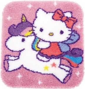 Hello Kitty op eenhoorn
