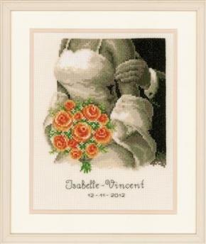 Huwelijksbloemen