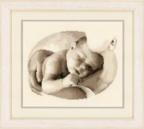Moederliefde baby