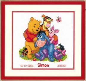 Winnie the Pooh en vrienden