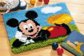 mat Mickey mouse