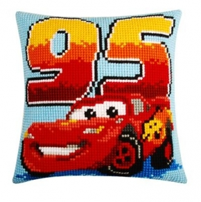 Kussen Lightning McQueen cars
